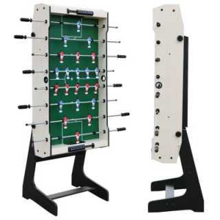Hlc Foldable Foosball Table Folded