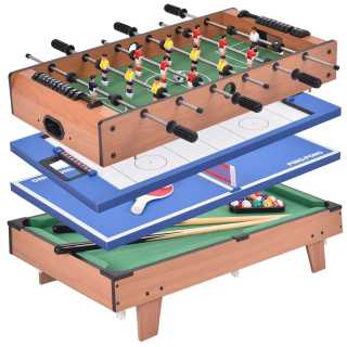 Gentil 4 In 1 Multi Game Table Giantex