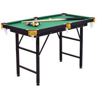 Costzon Foldable Pool Table Folding